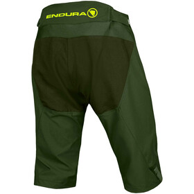 Endura MT500 Burner II Short Homme, forestgreen